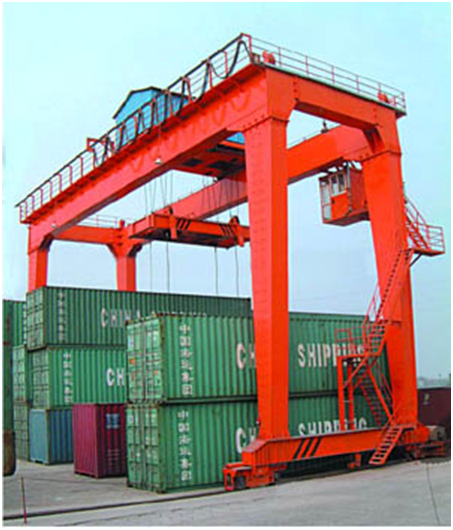 Cổng trục container - Xem chi tiết